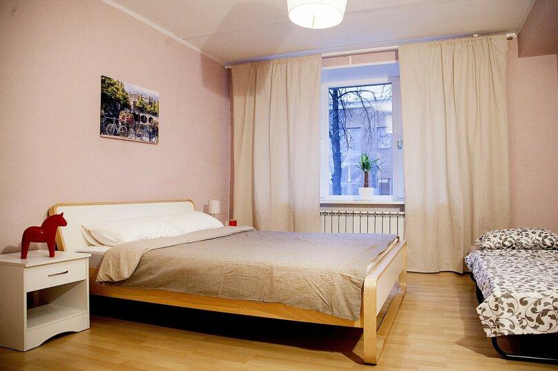 3-комн. квартира, 75 кв.м. на 9 человек, Ладожская улица, 13, Москва - Фотография 8