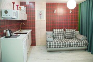 1-комн. квартира, 35 кв.м. на 4 человека, Караульная улица, 42, Красноярск - Фотография 2