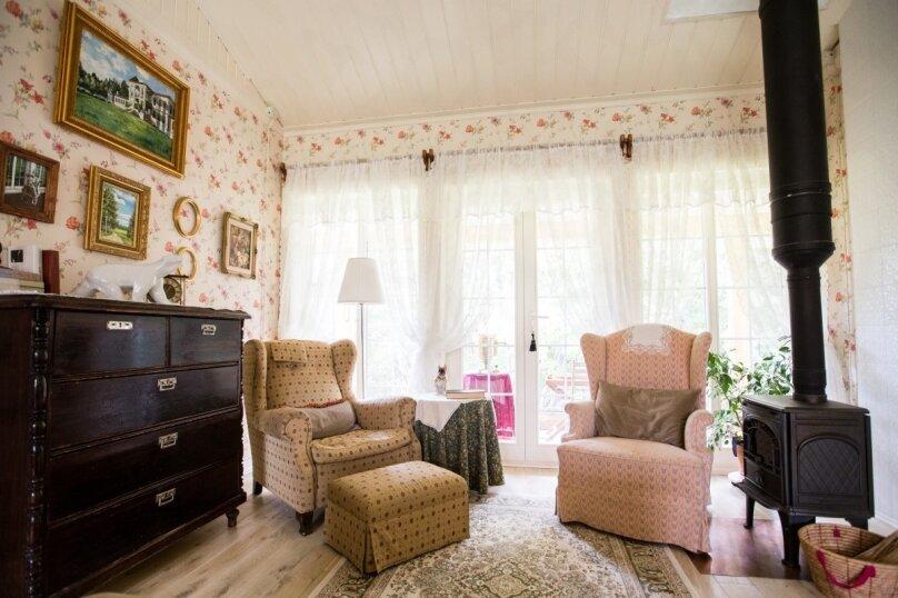 Важинское поместье - Simaništo, 102 кв.м. на 5 человек, 2 спальни, деревня Важинская Пристань, Сигнаволокская улица, 2А, Пряжа - Фотография 9