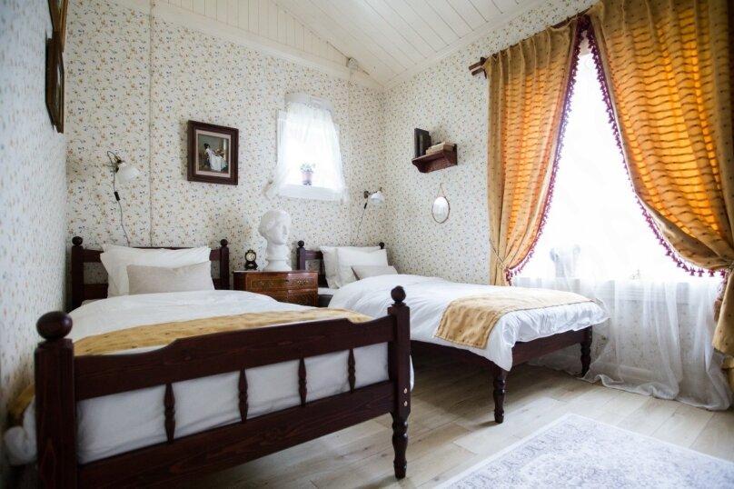 Важинское поместье - Simaništo, 102 кв.м. на 5 человек, 2 спальни, деревня Важинская Пристань, Сигнаволокская улица, 2А, Пряжа - Фотография 12