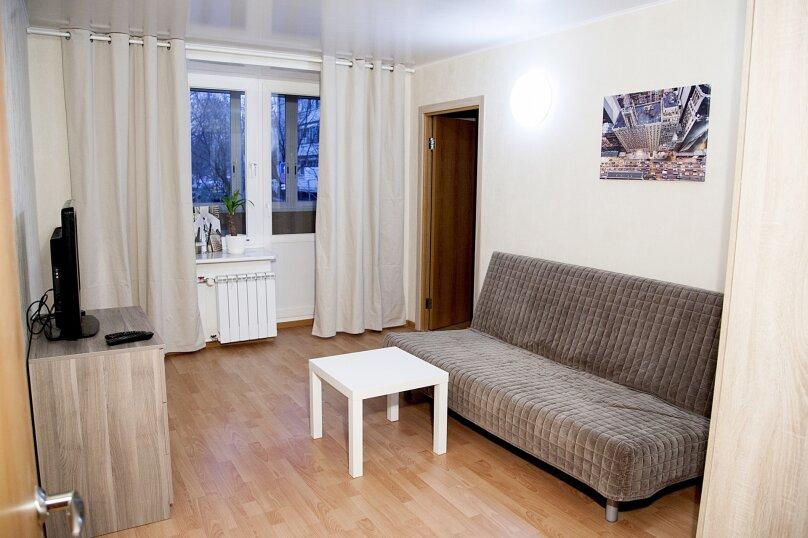 3-комн. квартира, 75 кв.м. на 9 человек, Ладожская улица, 13, Москва - Фотография 14