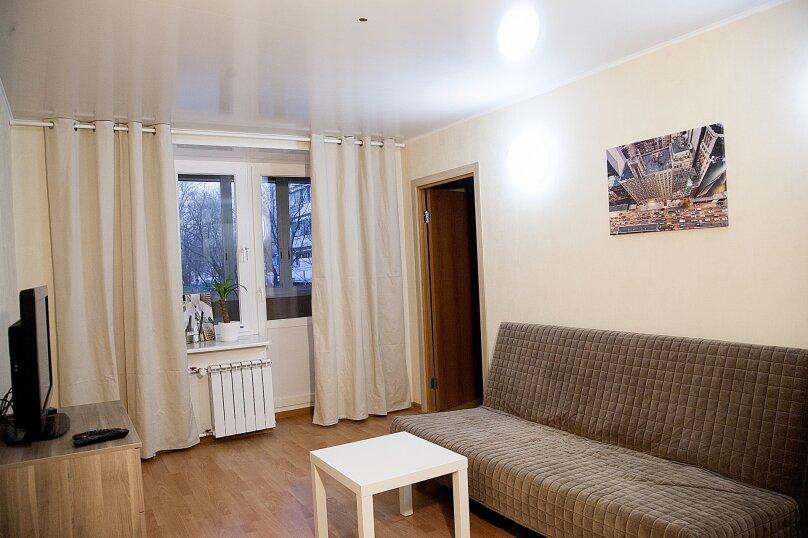 3-комн. квартира, 75 кв.м. на 9 человек, Ладожская улица, 13, Москва - Фотография 17