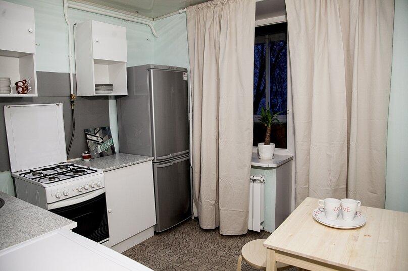 3-комн. квартира, 75 кв.м. на 9 человек, Ладожская улица, 13, Москва - Фотография 23