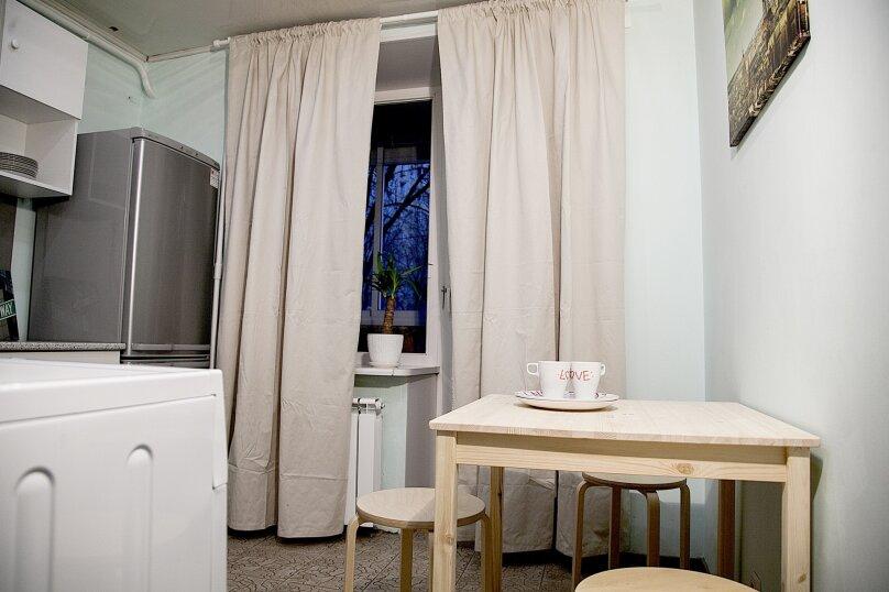 3-комн. квартира, 75 кв.м. на 9 человек, Ладожская улица, 13, Москва - Фотография 25