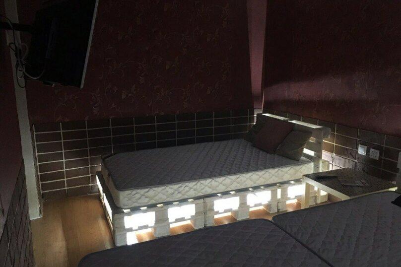 4-комн. квартира, 70 кв.м. на 12 человек, улица Молокова, 33, Красноярск - Фотография 4