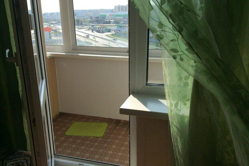 4-комн. квартира, 70 кв.м. на 12 человек, улица Молокова, 33, Красноярск - Фотография 6