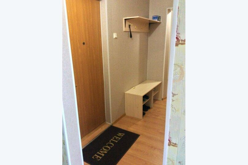 4-комн. квартира, 70 кв.м. на 12 человек, улица Молокова, 33, Красноярск - Фотография 9