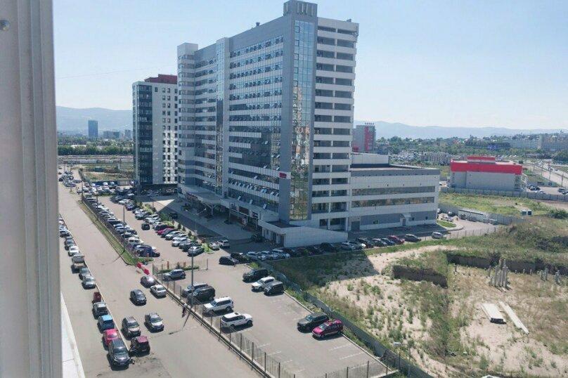4-комн. квартира, 70 кв.м. на 12 человек, улица Молокова, 33, Красноярск - Фотография 16