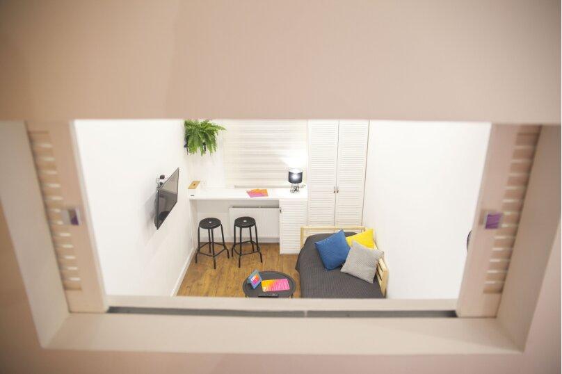 1-комн. квартира, 20 кв.м. на 4 человека, улица Чапаева, 40А, Петрозаводск - Фотография 9