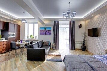 1-комн. квартира, 45 кв.м. на 4 человека, улица Бабушкина, 52, Уфа - Фотография 1