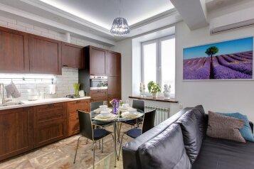 1-комн. квартира, 45 кв.м. на 4 человека, улица Бабушкина, Уфа - Фотография 3