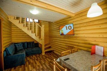 Коттедж для отдыха, 72 кв.м. на 6 человек, 2 спальни, переулок Березовый, Адлер - Фотография 3