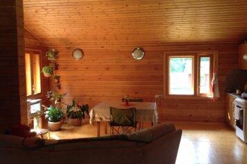 Дом, 80 кв.м. на 5 человек, 3 спальни, деревня Ууксу, 1й Лазурный переулок, 2, Питкяранта - Фотография 4