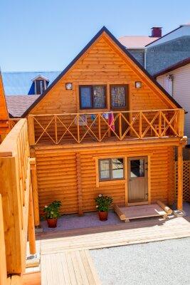 Коттедж для отдыха, 72 кв.м. на 6 человек, 2 спальни, переулок Березовый, 31, Адлер - Фотография 1