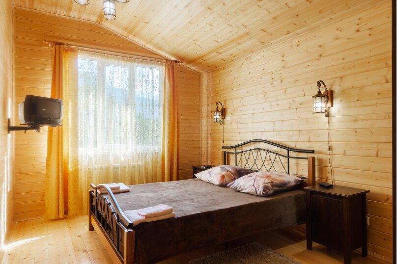 Коттедж № 1, 80 кв.м. на 7 человек, 3 спальни, улица ГЭС, 20, Красная Поляна - Фотография 3