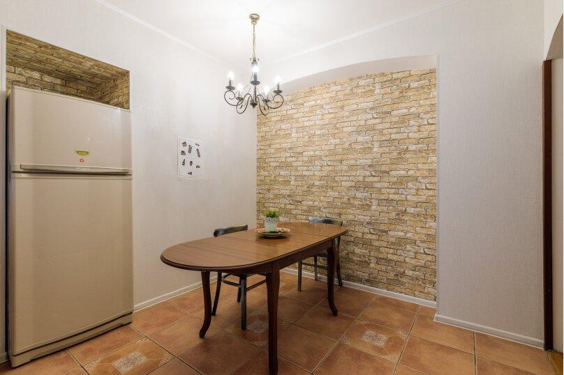 3-комн. квартира, 85 кв.м. на 6 человек, Большой проспект Петроградской стороны, 83, Санкт-Петербург - Фотография 3