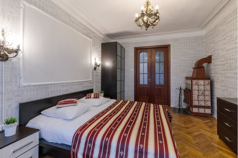 3-комн. квартира, 85 кв.м. на 6 человек, Большой проспект Петроградской стороны, 83, Санкт-Петербург - Фотография 12
