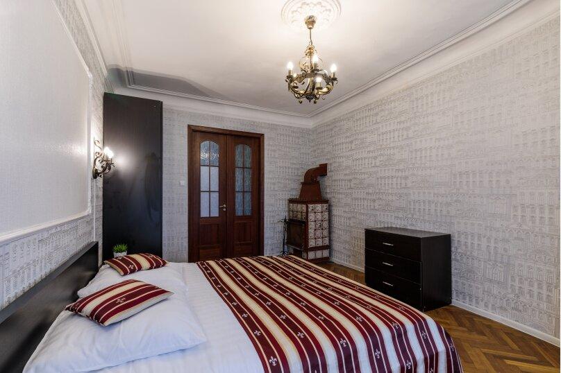 3-комн. квартира, 85 кв.м. на 6 человек, Большой проспект Петроградской стороны, 83, Санкт-Петербург - Фотография 13
