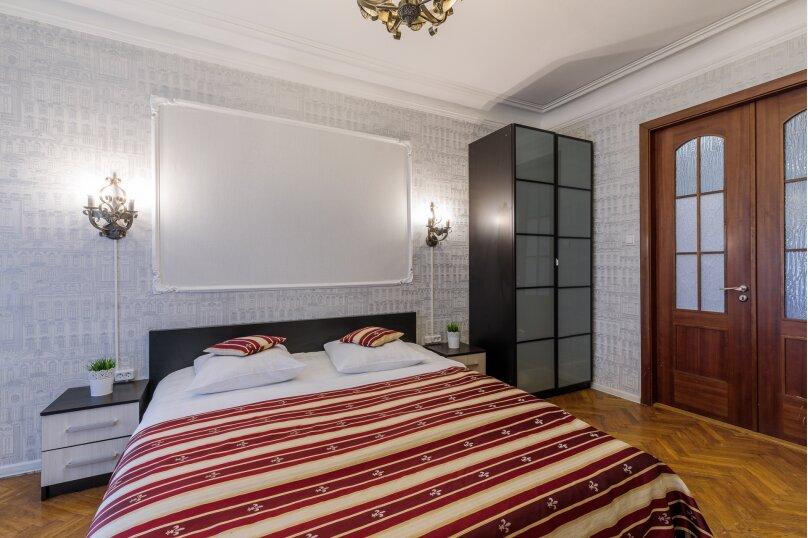 3-комн. квартира, 85 кв.м. на 6 человек, Большой проспект Петроградской стороны, 83, Санкт-Петербург - Фотография 14