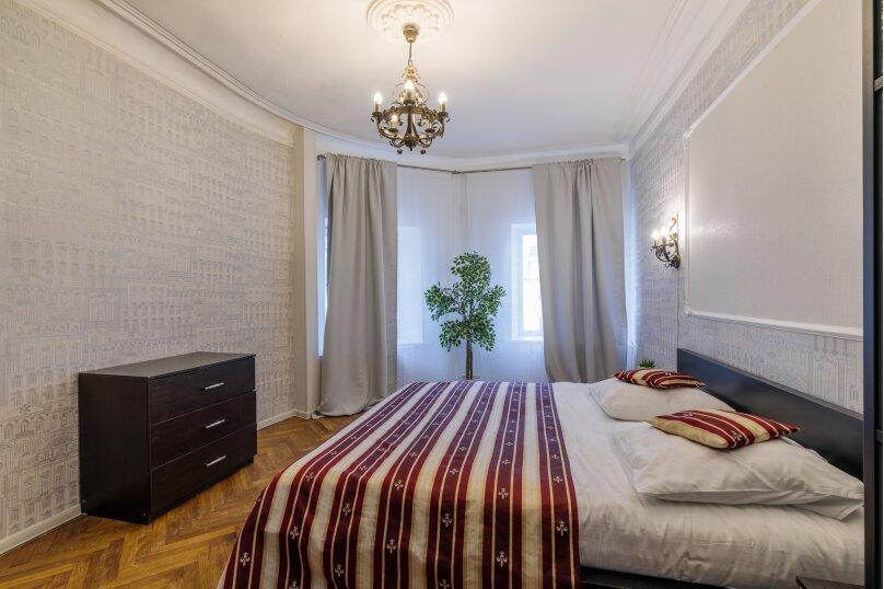 3-комн. квартира, 85 кв.м. на 6 человек, Большой проспект Петроградской стороны, 83, Санкт-Петербург - Фотография 15