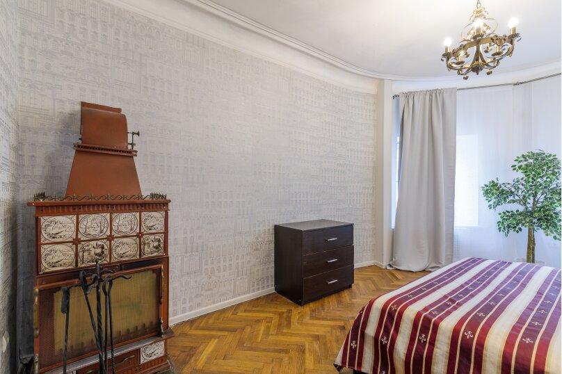 3-комн. квартира, 85 кв.м. на 6 человек, Большой проспект Петроградской стороны, 83, Санкт-Петербург - Фотография 16