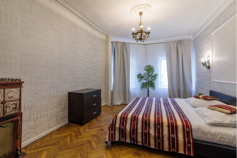 3-комн. квартира, 85 кв.м. на 6 человек, Большой проспект Петроградской стороны, 83, Санкт-Петербург - Фотография 17