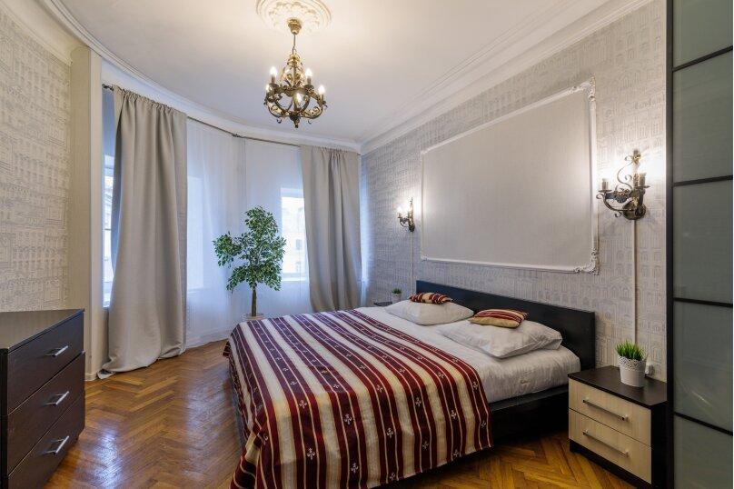 3-комн. квартира, 85 кв.м. на 6 человек, Большой проспект Петроградской стороны, 83, Санкт-Петербург - Фотография 18
