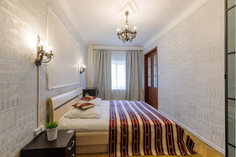 3-комн. квартира, 85 кв.м. на 6 человек, Большой проспект Петроградской стороны, 83, Санкт-Петербург - Фотография 21