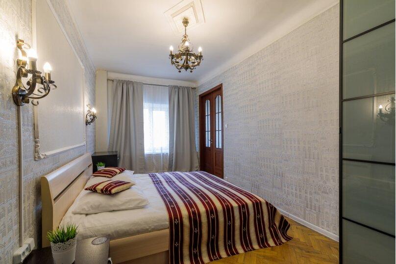 3-комн. квартира, 85 кв.м. на 6 человек, Большой проспект Петроградской стороны, 83, Санкт-Петербург - Фотография 22