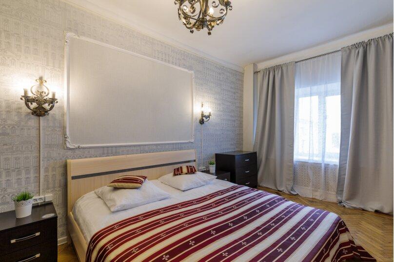3-комн. квартира, 85 кв.м. на 6 человек, Большой проспект Петроградской стороны, 83, Санкт-Петербург - Фотография 23