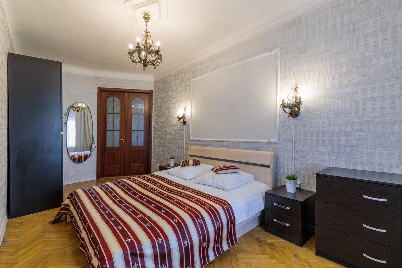 3-комн. квартира, 85 кв.м. на 6 человек, Большой проспект Петроградской стороны, 83, Санкт-Петербург - Фотография 25