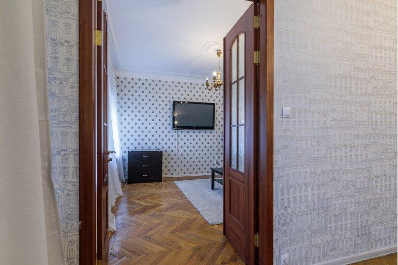 3-комн. квартира, 85 кв.м. на 6 человек, Большой проспект Петроградской стороны, 83, Санкт-Петербург - Фотография 28