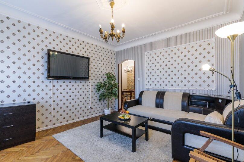 3-комн. квартира, 85 кв.м. на 6 человек, Большой проспект Петроградской стороны, 83, Санкт-Петербург - Фотография 30