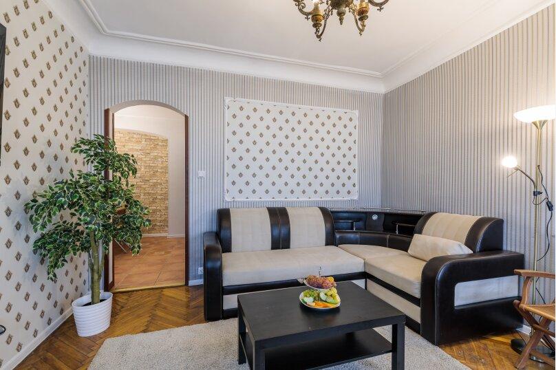 3-комн. квартира, 85 кв.м. на 6 человек, Большой проспект Петроградской стороны, 83, Санкт-Петербург - Фотография 31