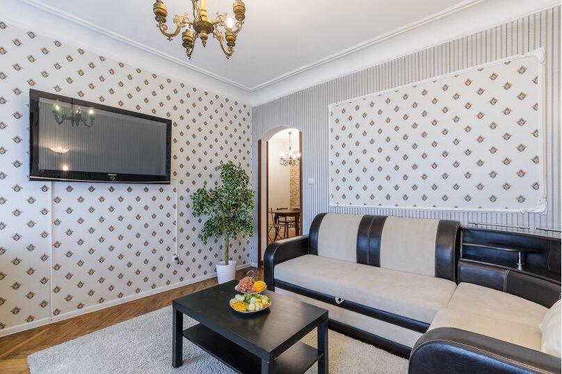 3-комн. квартира, 85 кв.м. на 6 человек, Большой проспект Петроградской стороны, 83, Санкт-Петербург - Фотография 32
