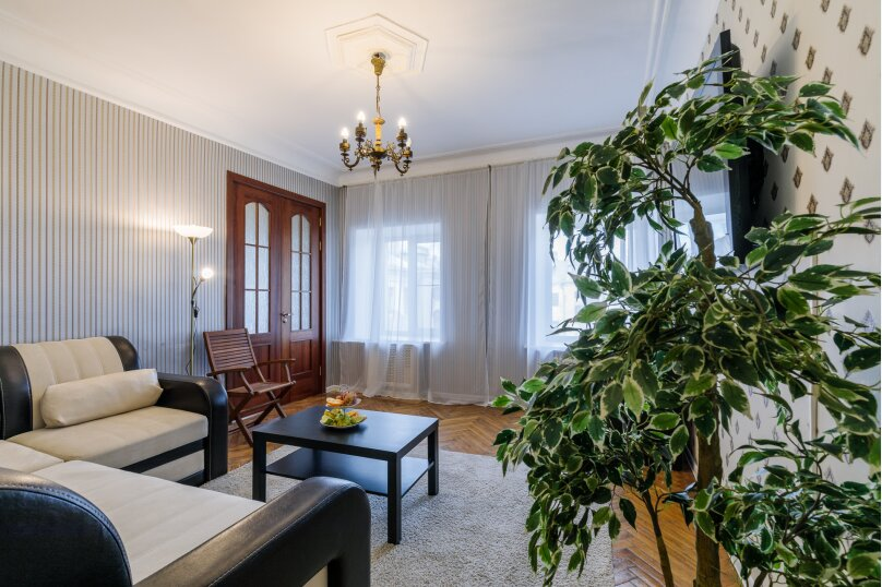 3-комн. квартира, 85 кв.м. на 6 человек, Большой проспект Петроградской стороны, 83, Санкт-Петербург - Фотография 33