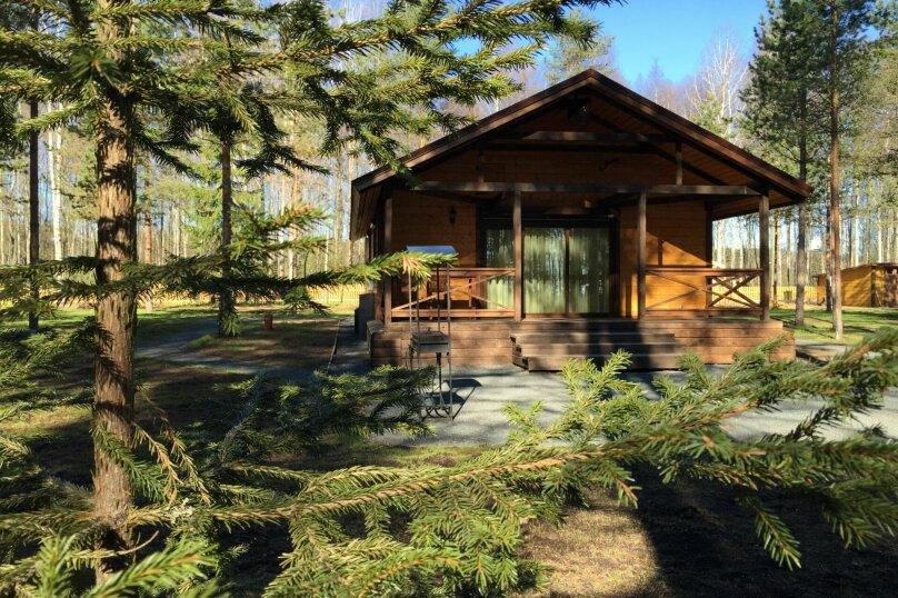 Дом, 100 кв.м. на 8 человек, 2 спальни, урочище Инжунаволок, 4, Петрозаводск - Фотография 2