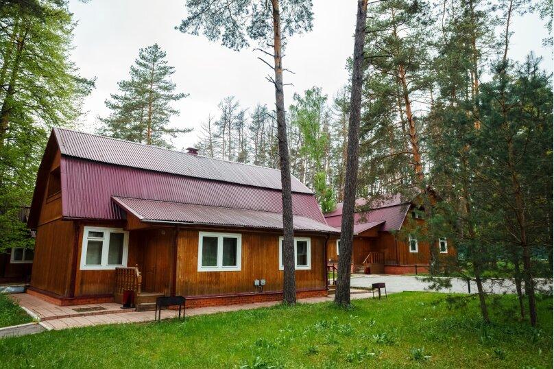 Коттедж 3-х местный, деревня Егнышёвка, 1, Алексин - Фотография 1