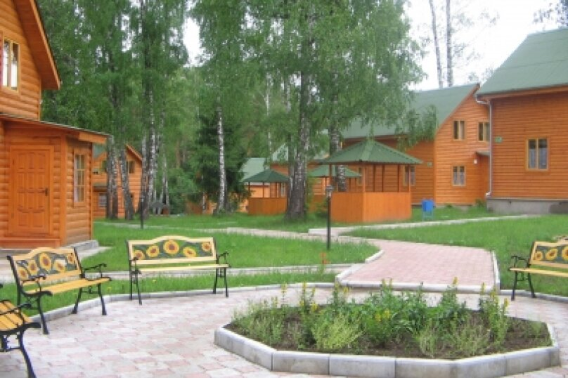 """База отдыха """"Березовая роща"""", деревня Егнышёвка, 1 на 10 номеров - Фотография 17"""