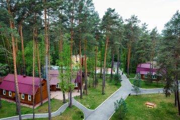 Коттедж 2-х местный:  Дом, 2-местный, База отдыха с двухуровневыми коттеджами, деревня Егнышёвка, 1 на 10 номеров - Фотография 4