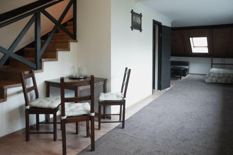 2-уровневый люкс, улица Защитников Кавказа, 18А, Красная Поляна - Фотография 1