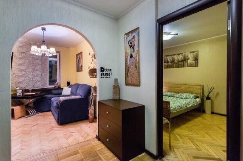 2-комн. квартира, 41 кв.м. на 4 человека, улица Большая Якиманка, 32, Москва - Фотография 11
