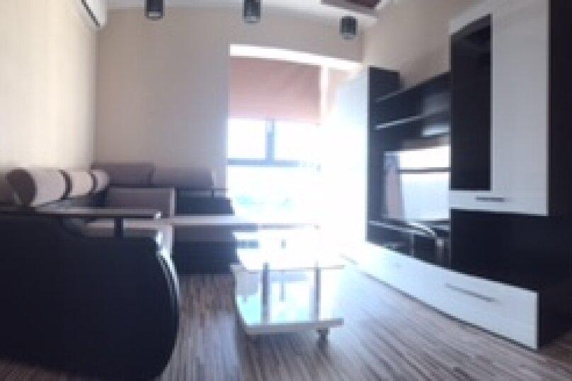 2-комн. квартира, 77 кв.м. на 4 человека, улица Маяковского, 5, Анапа - Фотография 6