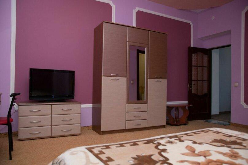Люкс двухкомнатный с гостинной, улица Автомобилистов, 5А, Симферополь - Фотография 6