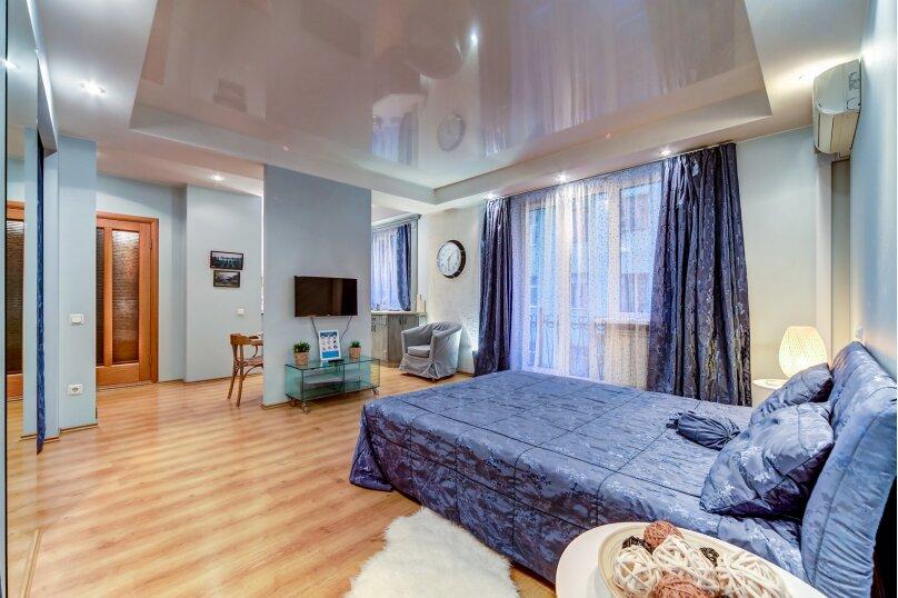 1-комн. квартира на 4 человека, Невский проспект, 79, Санкт-Петербург - Фотография 4