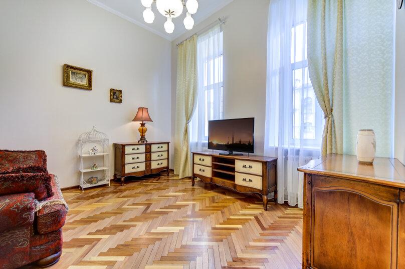 1-комн. квартира, 38 кв.м. на 4 человека, Шпалерная улица, 30, Санкт-Петербург - Фотография 4
