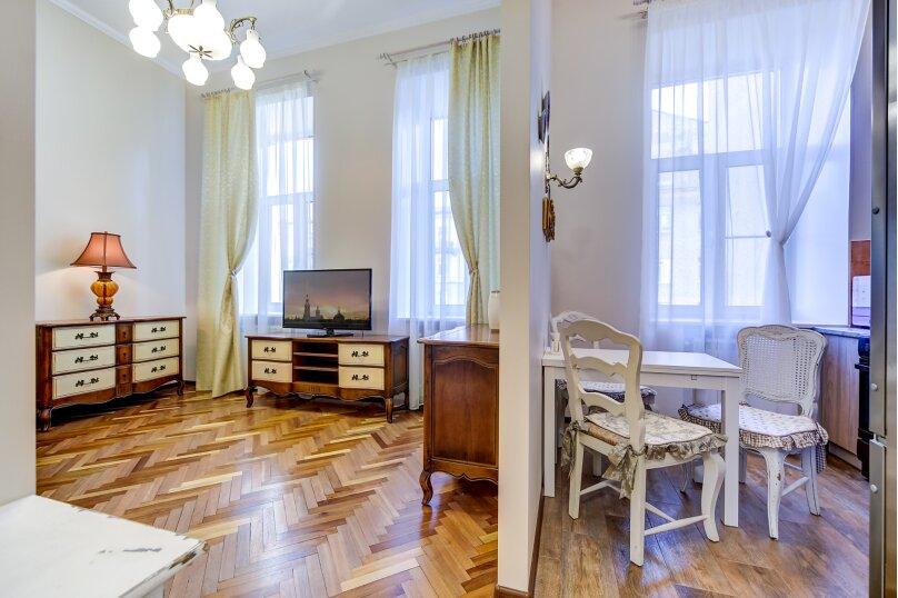 1-комн. квартира, 38 кв.м. на 4 человека, Шпалерная улица, 30, Санкт-Петербург - Фотография 5