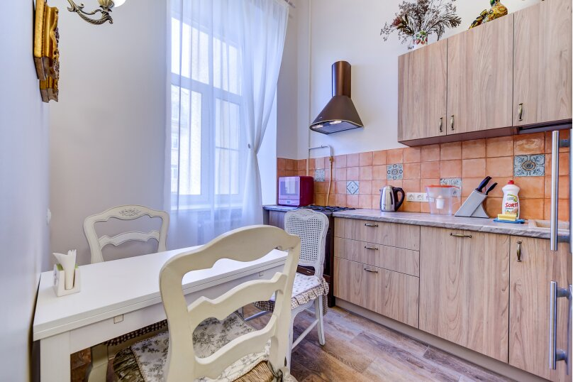 1-комн. квартира, 38 кв.м. на 4 человека, Шпалерная улица, 30, Санкт-Петербург - Фотография 10