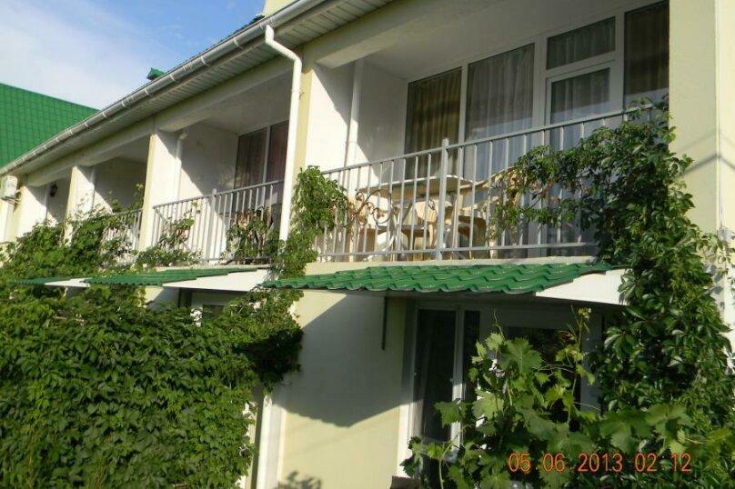 Двухкомнатный 3-5-ти местный с балконом и кондиционером (на 2-м этаже), Таврическая улица, 71, Судак - Фотография 4
