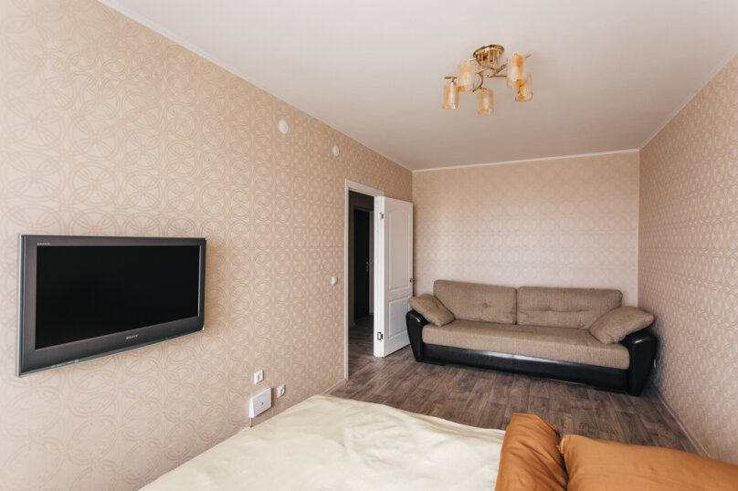 1-комн. квартира, 42 кв.м. на 4 человека, улица Южакова, 28, Вологда - Фотография 3